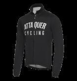 Attaquer All Day Club Rain Jacket Black