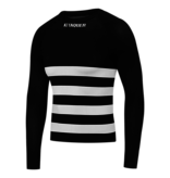 Attaquer Attaquer Undershirt Long Sleeve Winter Black