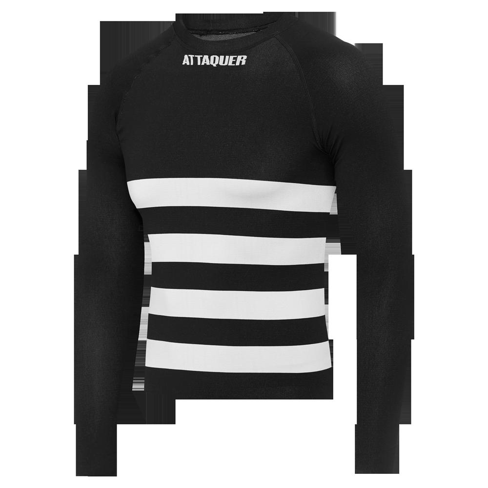 Attaquer Attaquer Undershirt Long Sleeve Winter Black