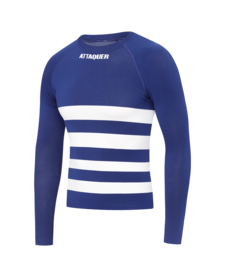 Attaquer Long Sleeve Winter Undershirt Navy