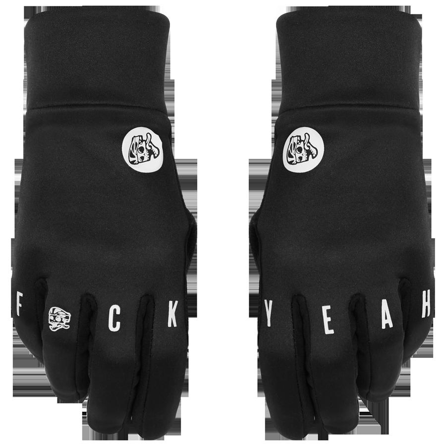 Attaquer Gloves Mid Winter Fy Black