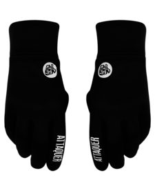 Gloves Mid Winter Pc Black