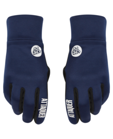 Gloves Mid Winter Pc Navy