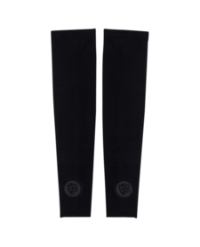 Arm Warmers Black Reflective