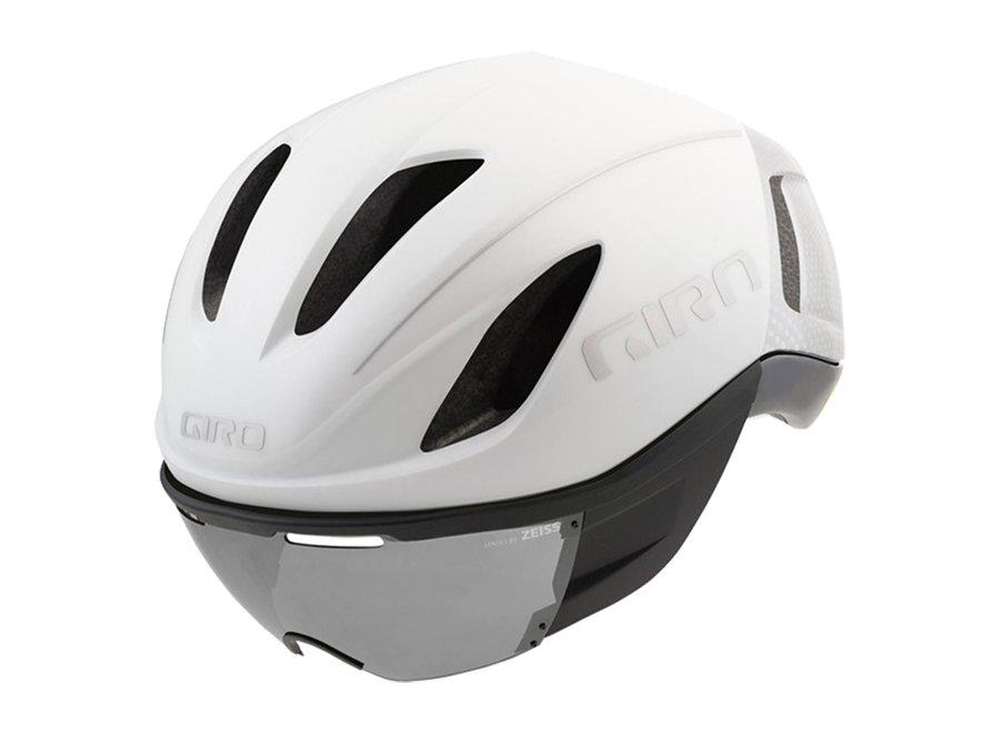 Aero Vanquish MIPS Helmet - White/Silver