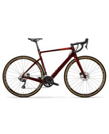 2020 Aspero GRX810 Burgundy/Orange 56cm