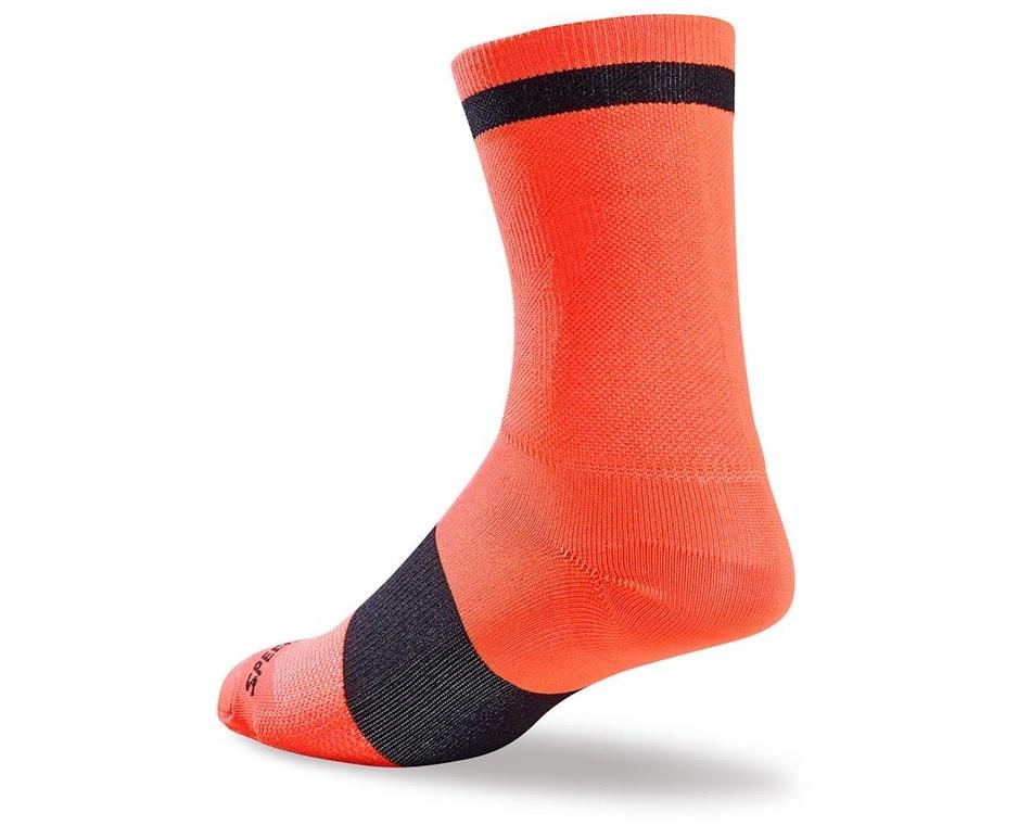 Specialized Rbx Tall Sock Neon Org L/Xl