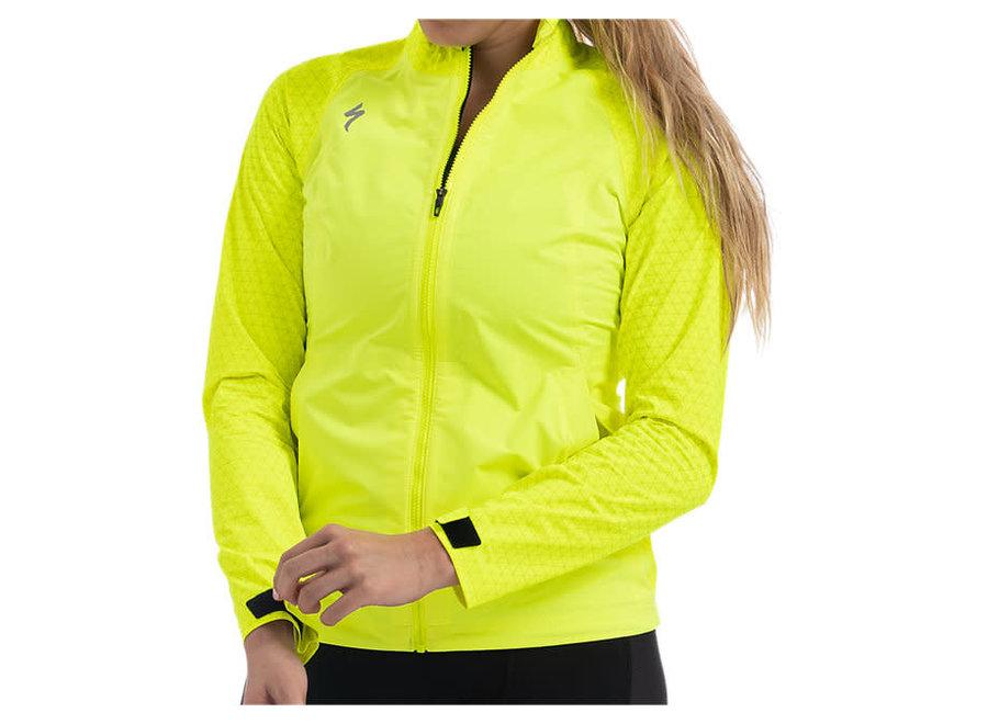 Deflect Reflect H2O Jacket Wmn Neon Yel