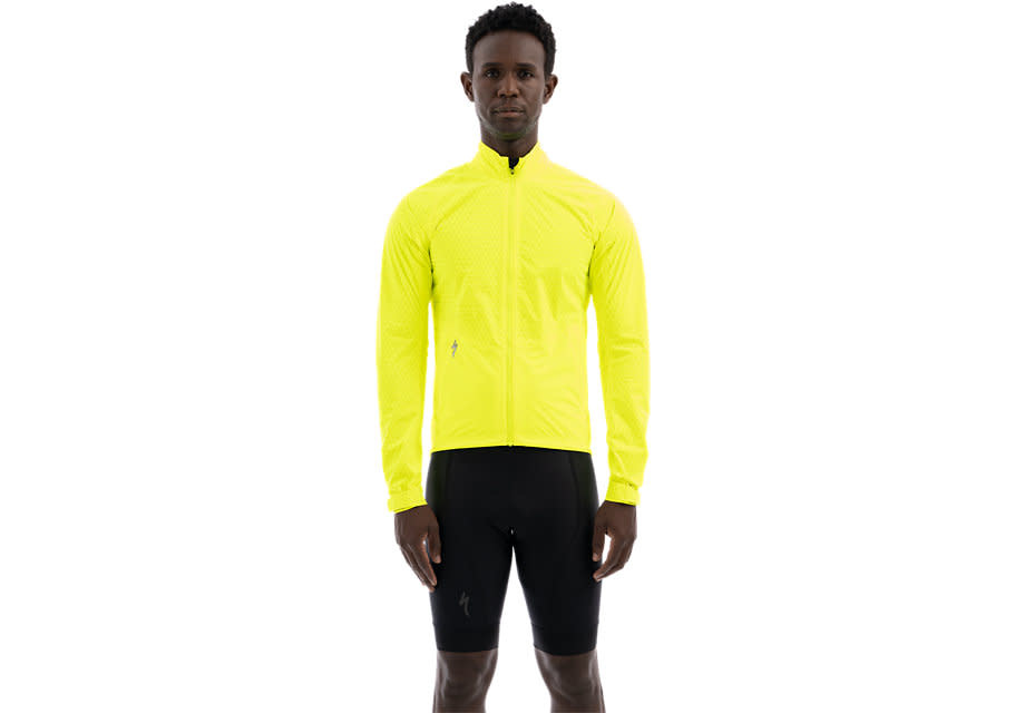Specialized Deflect Reflect H2O Jacket Men's Neon Yellow