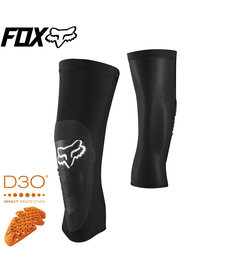 Fox Enduro D30 Knee Guard Black