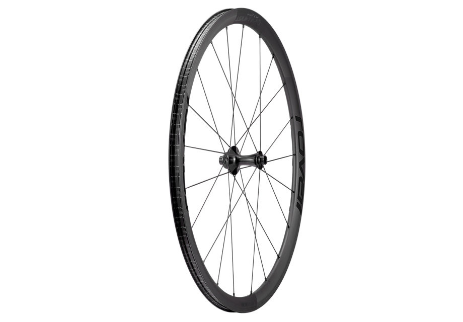 Roval Alpinist Clx Front Satin Carbon/Gloss Blk 700c