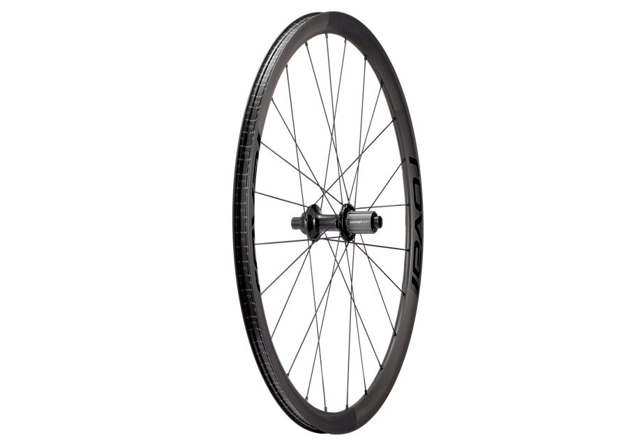 Specialized Alpinist CLX Disc Rear Satin Carbon/Gloss Black