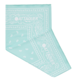 Attaquer Neck Warmer Atlantic Paisley OSFM