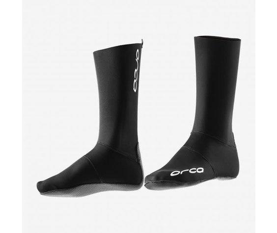Orca Swim Sock Black