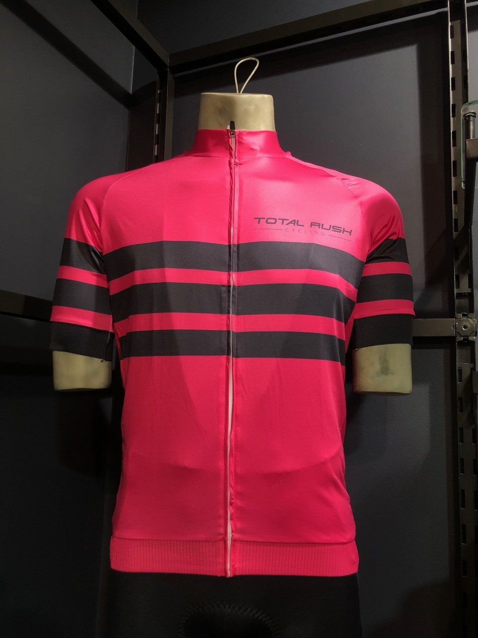 TR TEAM JERSEY S/E 'RIDE IT' MED SIZE