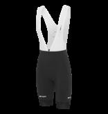 Attaquer Womens A-Line Bib Shorts  Black