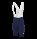 Attaquer Womens A-Line Bib Shorts  Navy