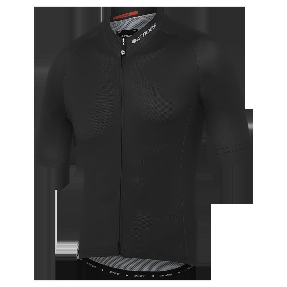 Attaquer A-Line Jersey  Black