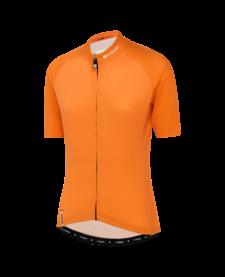 Womens A-Line Jersey Orange