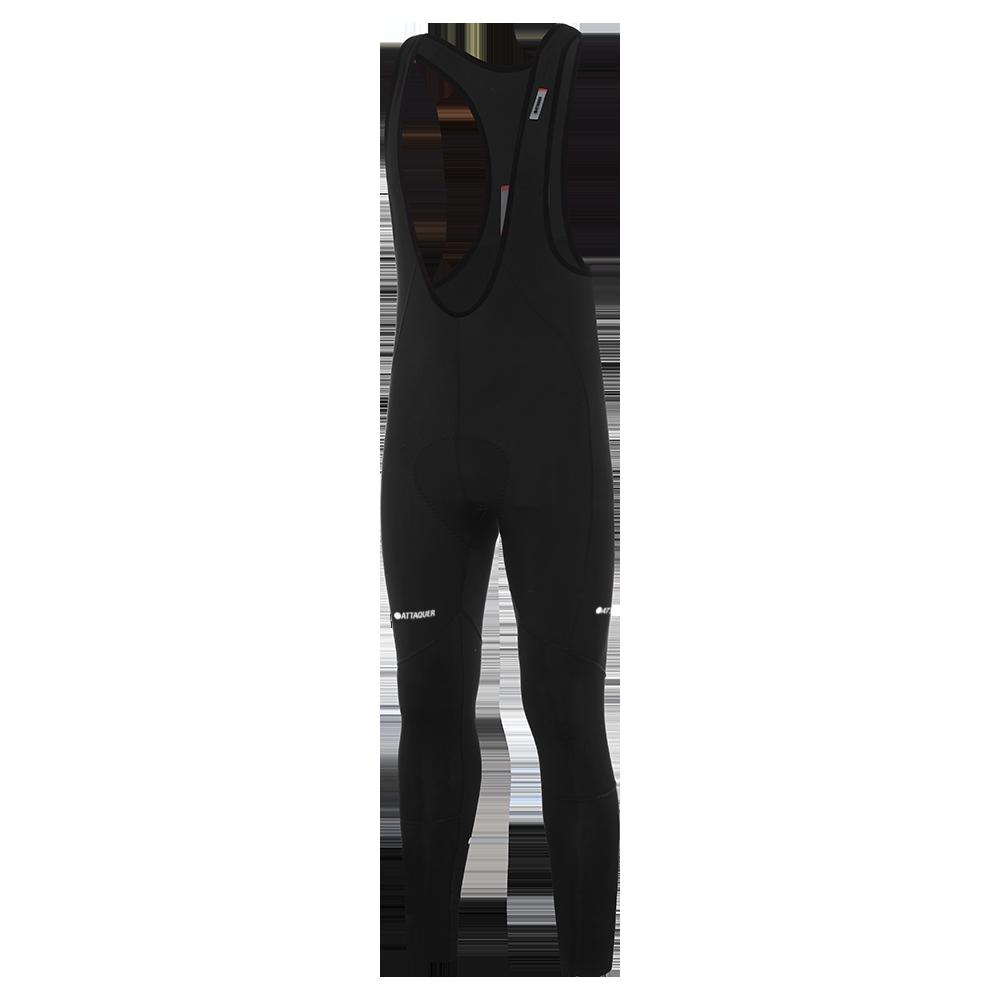 Attaquer A-Line Bib Longs Black
