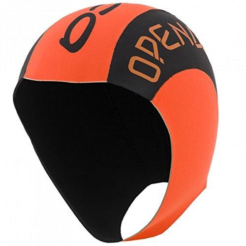 Orca Winter Neoprene Swim Cap Small/Medium Orange