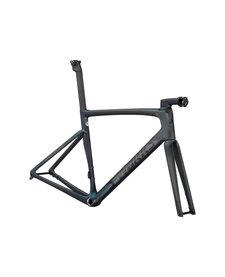 2021 S-Works Tarmac SL7 Frameset Carbon/Chameleon Silver Green Color Run