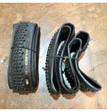 Schwalbe  x -One Bite Tubeless X Tire, 700 x 33 Fold