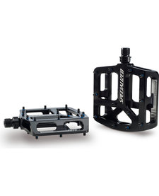 Specialized Bennies Platform Pedals Black Ano