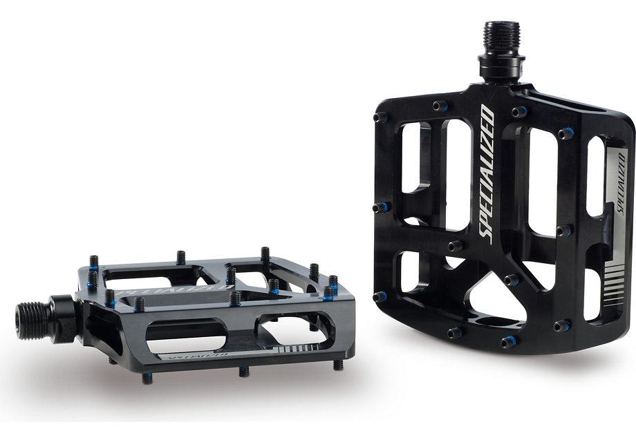 Specialized Bennies Platform Pedals Black Anodised
