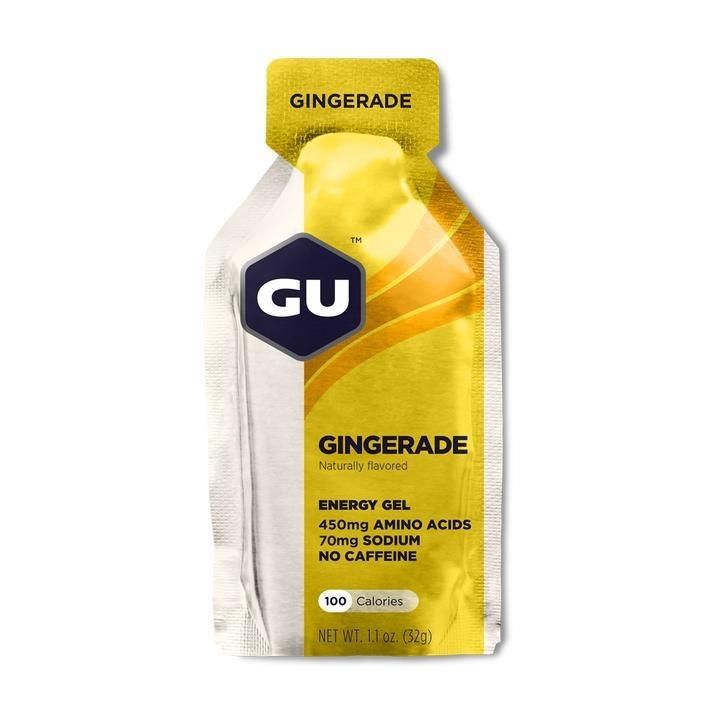 GU Gel Gu Gingeraid