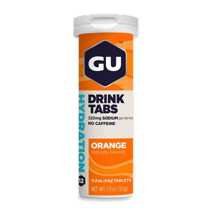 GU Gu Hydration Tabs Orange