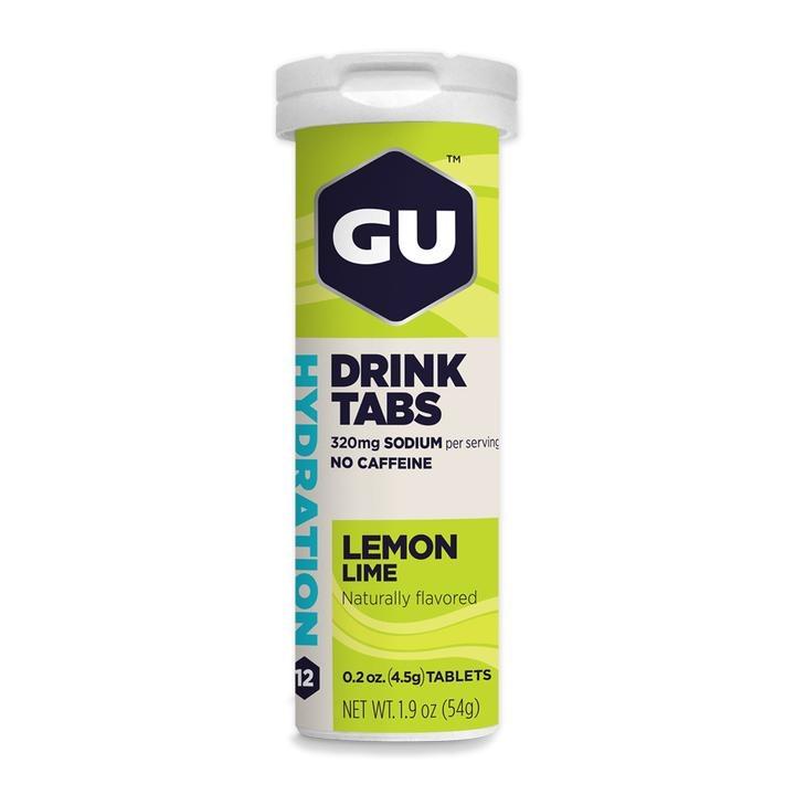 GU Gu Hydration Tabs Lemon/Lime