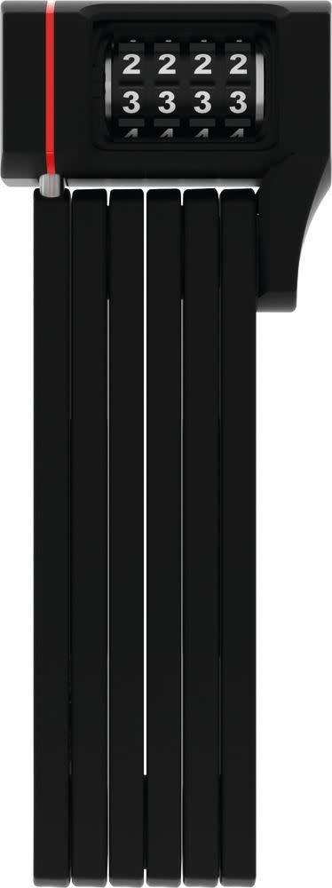 Lock Abus uGrip Bordo 2 5700 Combo Folding 80cm length (includes bracket)