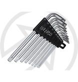 Tool Pro Cable Torx Key Set
