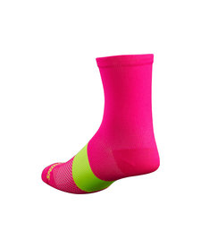 Sl Tall Sock Neon Pnk L/Xl