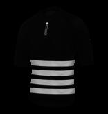 Attaquer Undershirt Winter Weight SS Black