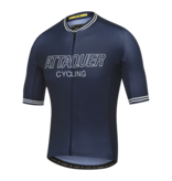 Attaquer All Day Outliner Jersey Navy