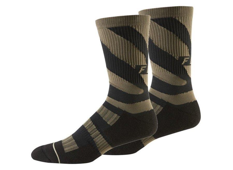 "FOX 8"" Trail Cushion Sock Dirt L/XL"