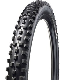 HILLBILLY DH TYRE BLACK 650BX2.5