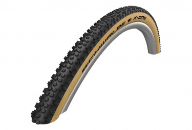 Schwalbe  X -One AllroundTubeless X Tire tan 700 x 33 Fold