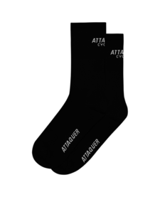 Socks Club Logo Black