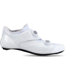 S-Works Ares Road Shoe White