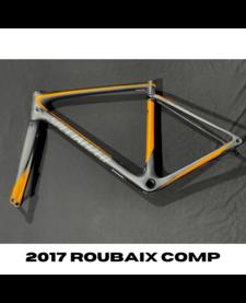 2017 Roubaix Comp Carb/Gldorg/Char Frame