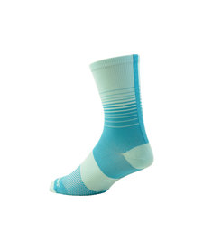 Women's SL Tall Sock Turqoise Fade