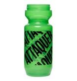 Attaquer Attaquer Bidon (650ml) Hyper Green / Clear Lid