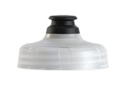 Attaquer Attaquer Bidon (650ml) Black / Clear Lid