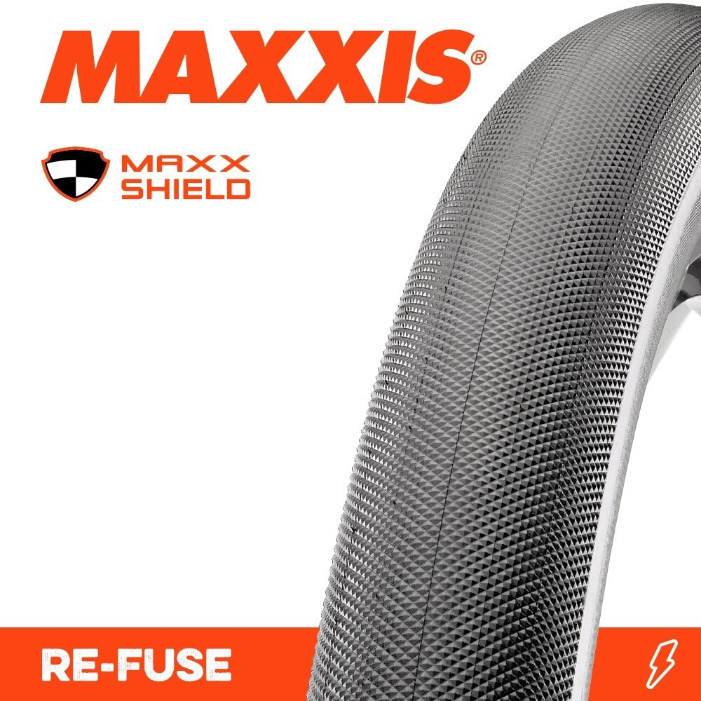 Maxxis RE-FUSE TYRE 700x28 BLACK F REFUSE
