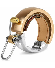 Knog Oi Bell Luxe Large - Brass