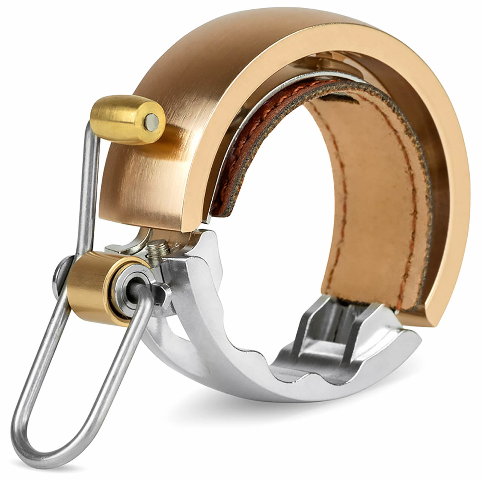 Knog Knog Oi Bell Luxe Large - Brass
