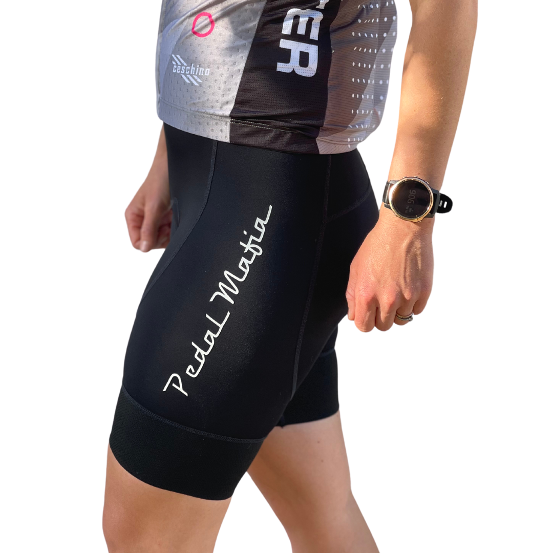 Pedal Mafia 2021 Total Rush Tech Plus Bib - Women's